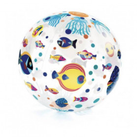 Inflatable fishes ball - Ø 35 cm
