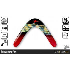 Boomer - Boomerang en bois pour droitier