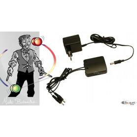 Chargeur et adapteur pour Evolution Kit 4
