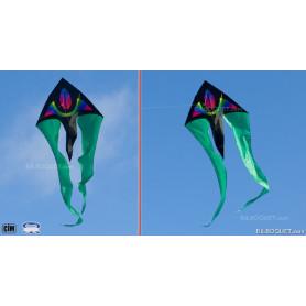 Cerf-volant monofil F-Tail XM STARDUST