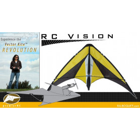 Vision Vector Kite 840 Series - Jaune