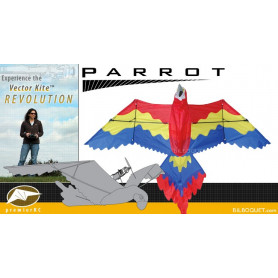 Perroquet Vector Kite 840 Series