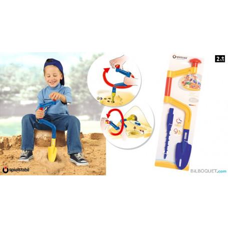 Perceuse de sable