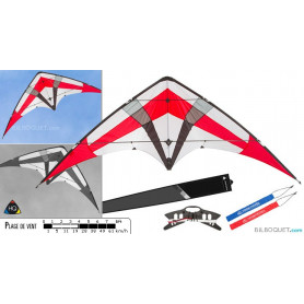 HQ Stratus cerf-volant pilotable