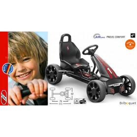 Go-Kart à pédales F550 noir