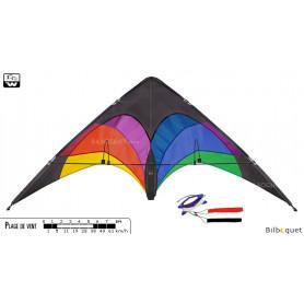 Flip Cerf-volant acrobatique débutant - RAINBOW