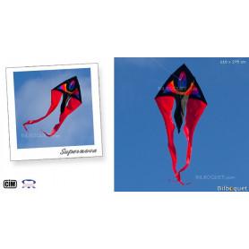 Cerf-volant monofil F-Tail XM Supernova