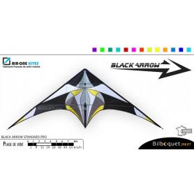 Black Arrow - Cerf-volant polyvalent