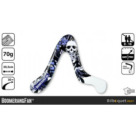 Rock - Boomerang en bois pour droitier