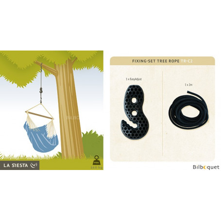 Tree Rope - Set de fixation pour chaise-hamac