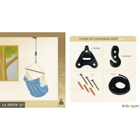Universal Rope - Set de fixation pour chaise-hamac