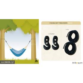 Tree Rope - Set de fixation pour hamac