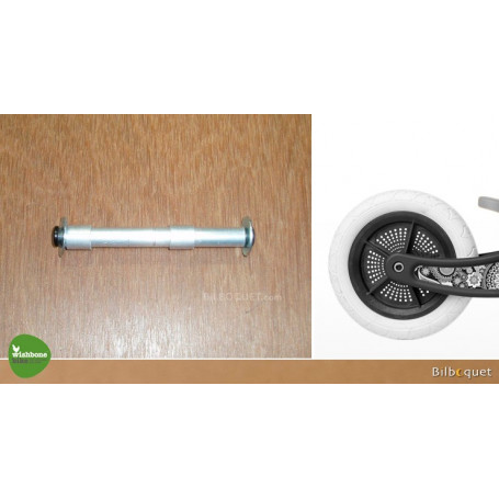 Kit axe arrière court pour Wishbone Bike