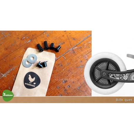Kit de pièces pour axe de Wishbone Bike