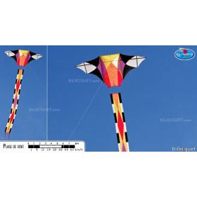 Scintillation Grand cerf-volant monofil (205x91cm)