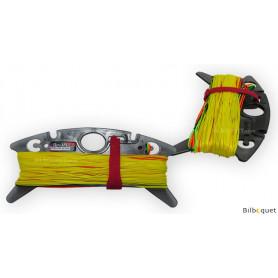 Combat Speed RTF - Set de 4 lignes pour voile de traction