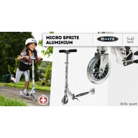 Micro Sprite Aluminium - Trottinette 5-12 ans