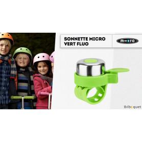 Sonnette Micro pour trottinette - Vert