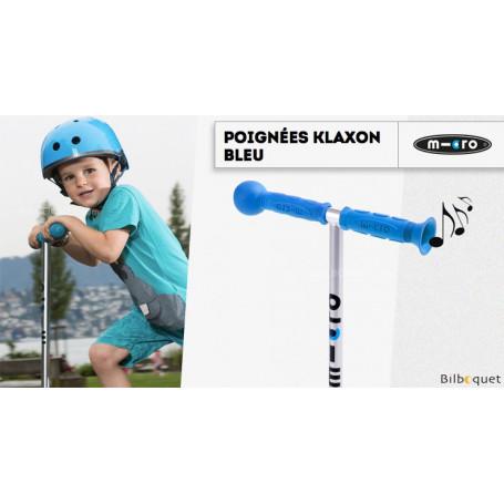 Poignées Klaxon - Bleu