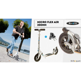 Trottinette Micro Flex Air - Adulte