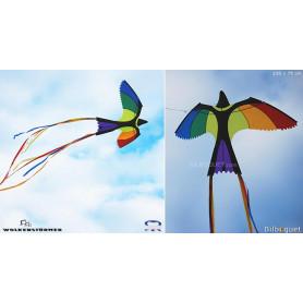 Oiseau Bonny Bird Cerf-volant monofil 130x75cm