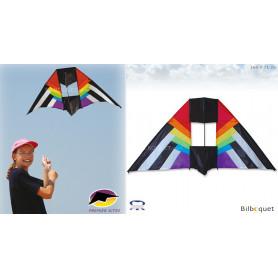 Delta Box Rainbow Spectrum 168x71cm - Cerf-volant monofil