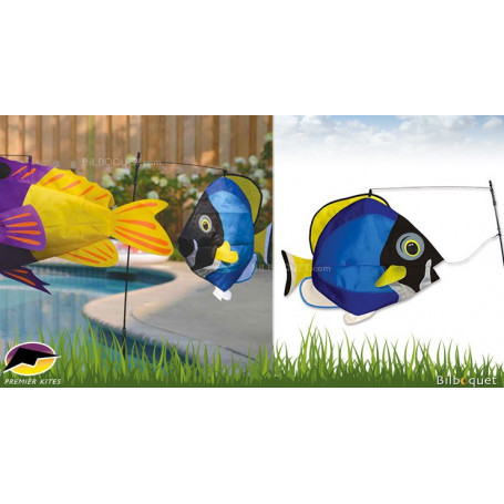 Swimming Fish Poisson Chirurgien Déco de jardin
