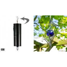 Moteur à piles pour suspension décorative