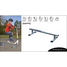 Module Mini Grindrail - Rail de skate 90cm