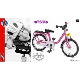 Vélo enfant Puky Z8 (18 pouces) - Rose