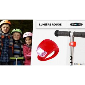 Lumière Rouge - Accessoire pour trottinette Micro