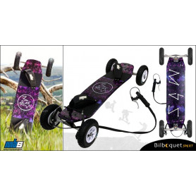 MBS Colt 90X Mountainboard - Constellation