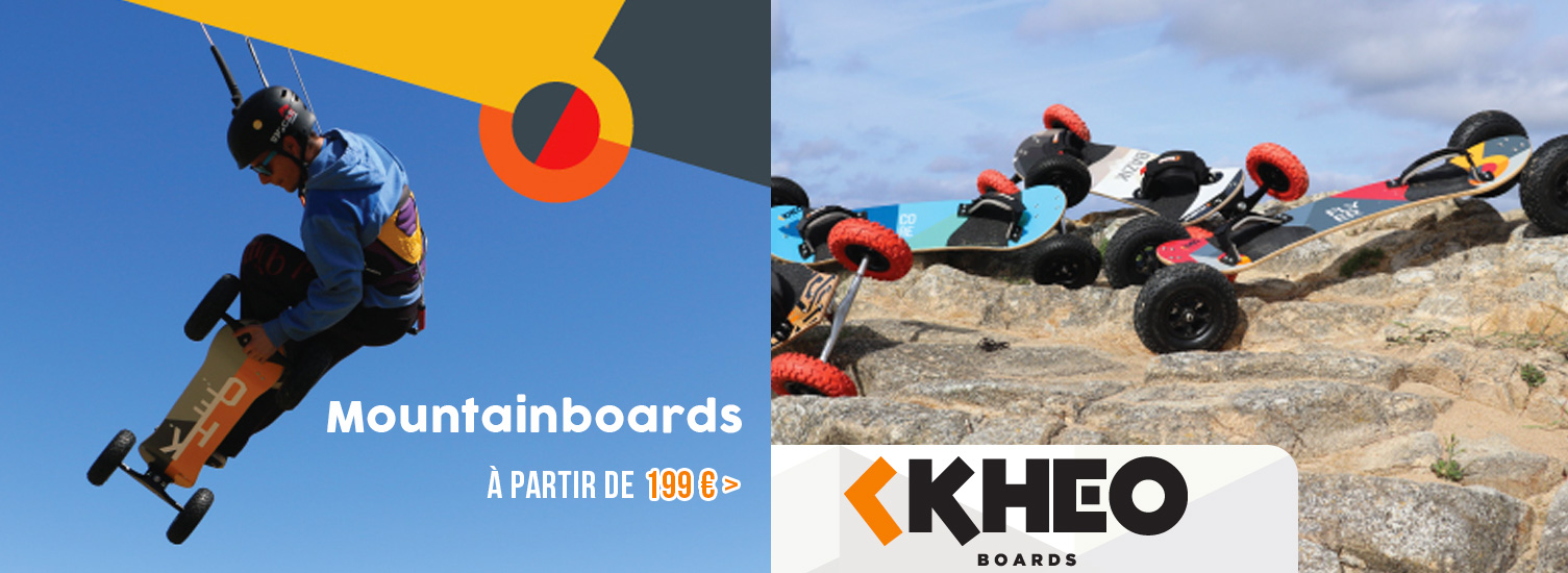 Mountainboards Kheo